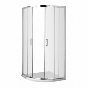 Ella 800mm Quadrant Shower Enclosure with Square Handles