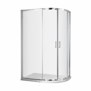 Ella 5mm Offset Quadrant Shower Enclosure with Square Handle