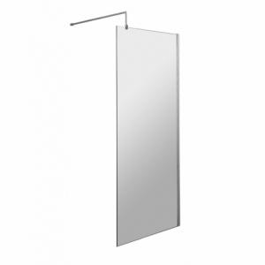 Wetroom Glass Screen 700 x 1850 x 8mm
