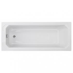 Ascott Art Deco Bath 1700mm x 700mm