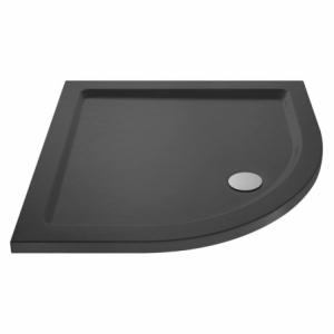 Slate Grey Quadrant Shower Tray 700mm x 700mm