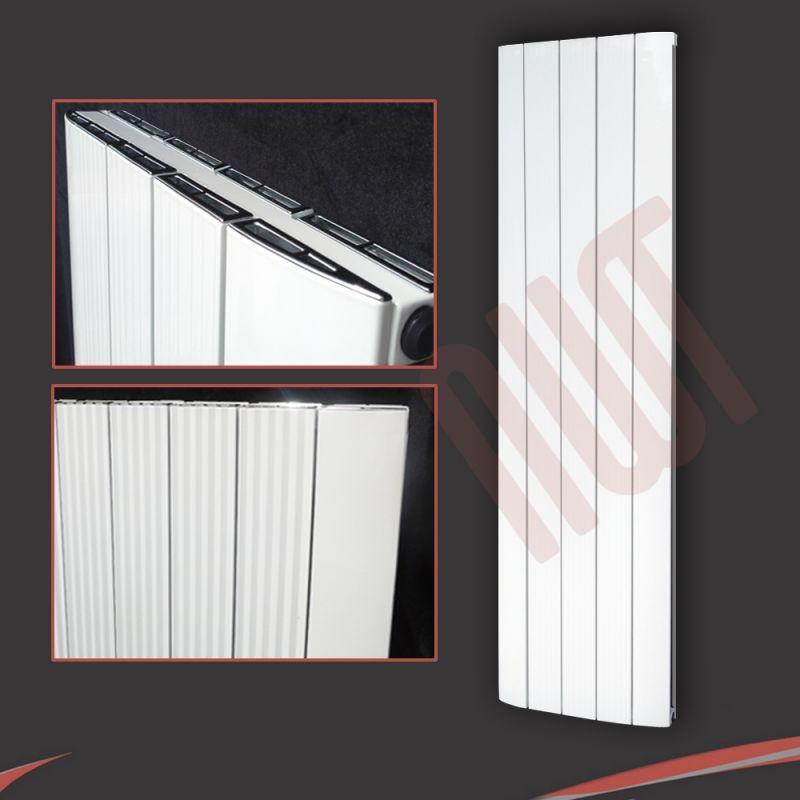 Aluminum W Panels : Mm w h cariad double aluminium white rad