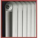 400mm (h) x 1032mm (w) Elias White Horizontal Radiator