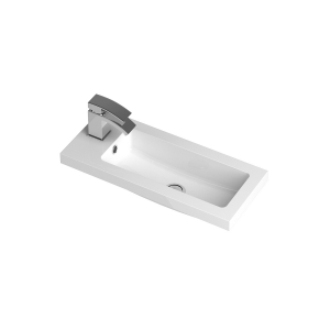 600mm Compact Polymarble Basin