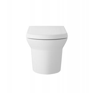 Maya Wall Hung Toilet Pan & Soft Close Seat