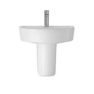 Luna 420mm Basin & Semi Pedestal