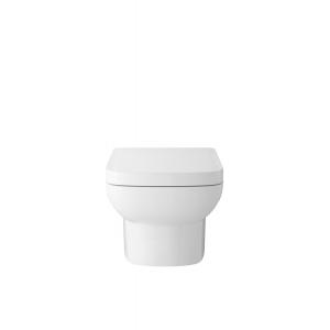 Arlo Wall Hung Toilet Pan and Soft Close Seat