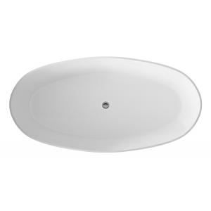 Rose Oval 1510mm x 760mm Freestanding Bath