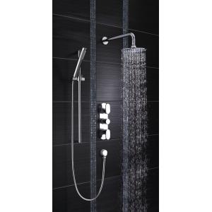 Round Fixed Shower Head 200mm Diameter