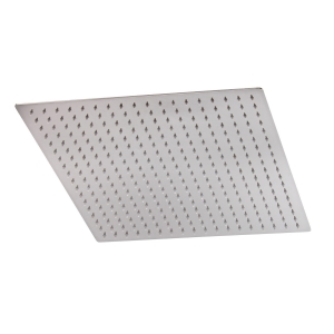 Square Stainless Steel Shower Head 400mm
