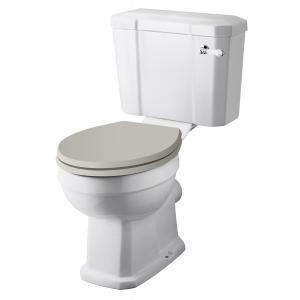 Richmond Close Coupled Toilet Pan & Cistern