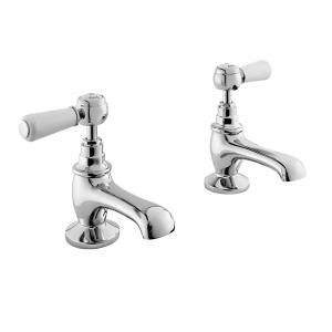 Topaz lever basin taps