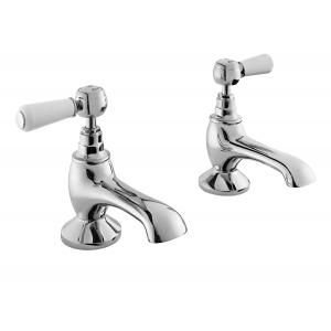 Topaz lever bath taps