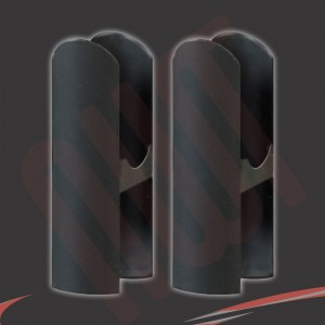 "Slip on Feet for ""Elias"" Anthracite Radiators (Pair)"