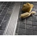600mm Long Rectangular Wetroom Drainage