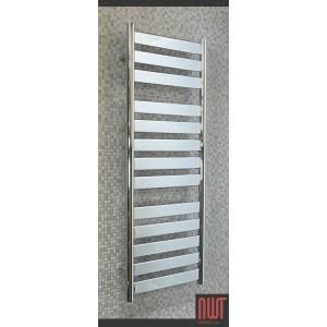 500mm x 1300mm Ruthin Chrome Towel Rail
