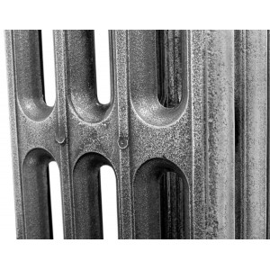 """The """"Gladstone"""" 4 Column 760mm (H) Traditional Victorian Cast Iron Radiator (3 to 30 Sections Wide)"""
