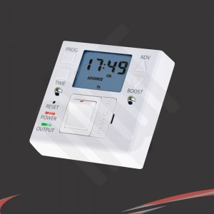 "Combination Unit ""On/Off"" 7 day / 24hr Fused Spur Timer"