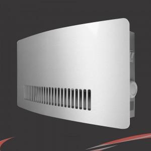 Consort Chelsea Wall Mounted Aluminium Fan Heater