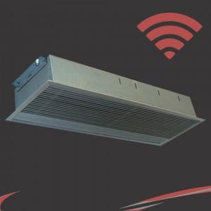 Consort Claudgen Recessed Air Curtains Wireless Models