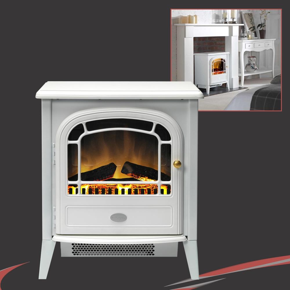 Awe Inspiring Dimplex 2 0Kw Floorstanding Courchevel Remote Control White Electric Fire Nwt Direct Home Interior And Landscaping Mentranervesignezvosmurscom