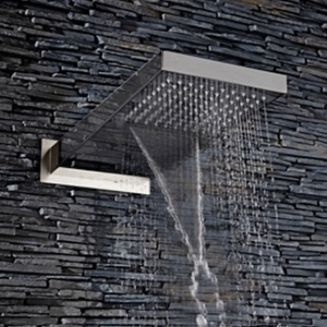 Shower Heads Blades and Jets
