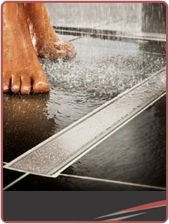 Wet Room Shower Drains