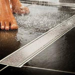 Wet Room Shower Drains
