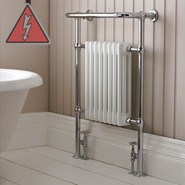Traditional Electric Towel Rails