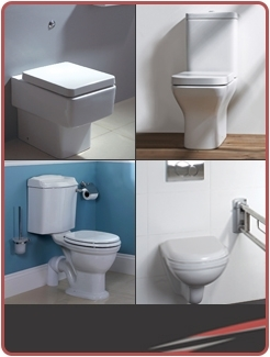 Toilets (all models)