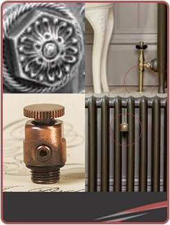 Cast Iron Radiator Accessories
