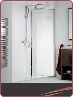 Recessed Shower Enclosures