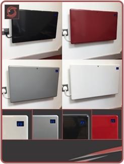 Nova Live R Panel Heaters (4 Colours)