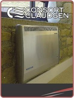 Consort Claudgen Panel Heaters