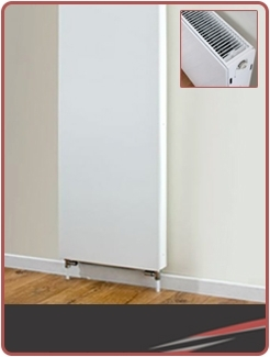 Vertical Flat Panel Radiators