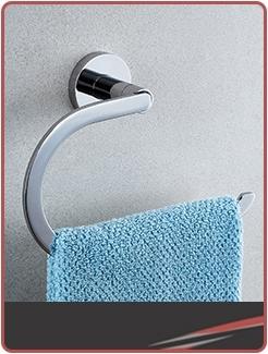 Evora Bathroom Accessory Range