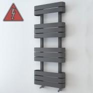 Designer Anthracite Electric Towel Rails