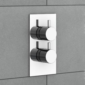 Single Function Shower Valves