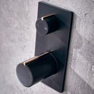 Dual Function Shower Valves