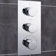 Triple Function Shower Valves