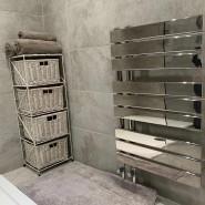 Designer Chrome Towel Rails