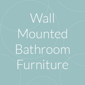 Wall Mounted Bathroom Furniture