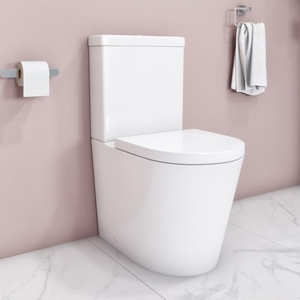 Flush To Wall Toilets