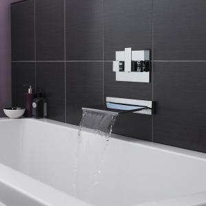 Wall Mounted Bath Taps