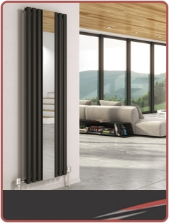 Vertical Mirror Radiators