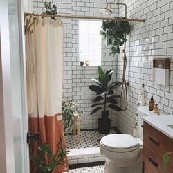 Natural shower unit and toilet🌿  #nature #contemporary #luxury #interior #interiordesign #newhome #decor #interiorinspo #decorinspo #plumbing #plumbinglife #houserenevation #renevation #traditional #interiordesign #interiorstyling #interiordecor #bathroomsofinsta #luxurybathroom #luxurysuite #bathtub #amazinghome #newbathroom #interior #decor #homeinspo #todayspic #bath
