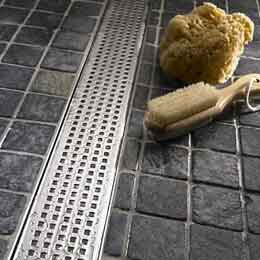 Wetroom Shower Drains